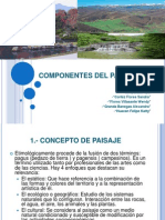 Componentes Del Paisaje