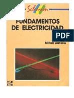 Electrotecnia - Milton Gussow