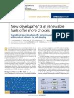 UOP New Development in Renewables Fuels Tech Paper
