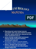 2.Nur-evolusi Biologi Manusia 2011-12-28 Slide