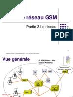2-Cours GSM Reseau Et Entites