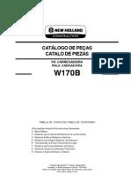CATÁLOGO DE PEÇAS W170 CR-24
