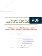 Scale Your Alfresco Solutions - Architecture, Design and Tuning Best Practices