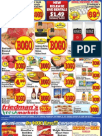 Friedman's Freshmarkets - Weekly Ad - September 13 - 19, 2012