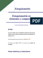 Estequiometría doc 2011 q general