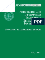 FY 2010 Supplement to the President's Budget