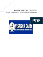 Visakhadairy Project