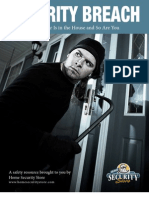 Security Breach Guide - A Burglar is in the House and So Are You