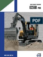 EC55B Pro Brochure