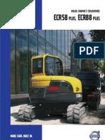 ECR58 ECR88 Plus Brochure