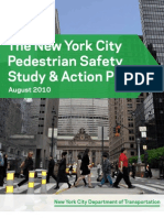 NYC Ped Safety Study Action Plan