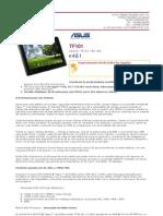 Asus Notebook TF101 90OK06W2101200Y