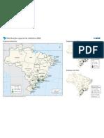 Regiões industriais no Brasil