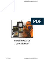 Curso de Ultrasonido Nivel I y II