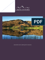Lakelovers 2012 Brochure