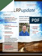 MSLRP News Sept/Oct