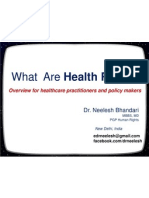 Information Accessibility and Health Rights