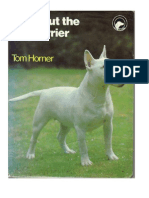All About the Bull Terrier by Tom Horner