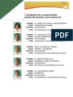Directorio Region Costa Grande Sur v2