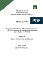 Ejemplo de Informe Geotecnico
