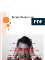Lec # 52 Noise Pollution and Effects of Noise Pollution