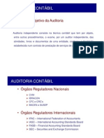 Slides Auditoria Contábil - 2012
