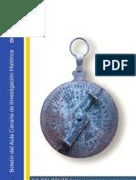 Boletín del Aula Canaria de Investigación Histórica nº 8 (BACIH 8) 2012