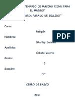 Religion Shir