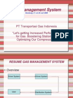 Gas Management System