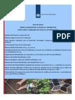 Hoja de Datos - Firma de Addendeum Entre FUNICA y Embajada de Holanda - 13 de Septiembre 2012