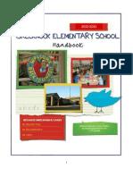 Brecknock Elementary School Handbook, 2012-2013