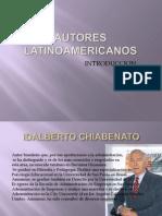 Autores Latinoamericanos de La Administracion