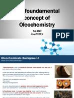 OLEOCHEMISTRY_Chapter 2- The Foundamental Concept of Oleochemistry