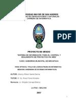 T-1547 SI PARA EL CONTROL Y SEGUIMIENTO DE PROYECTOS VÍA WEB - MECAPACA