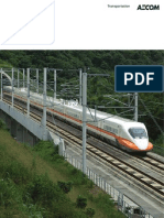 High Speed Rail Brochure