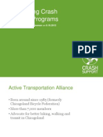 Developing Crash Support Programs (1)