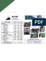 Barco Museo MATER- Actividades 2012-2013
