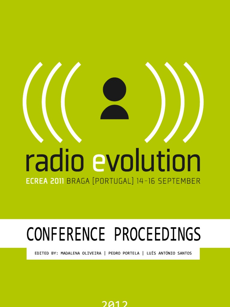 Radio evolution congress ebook social networking service news fandeluxe Image collections