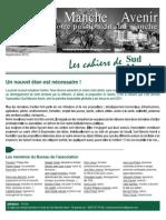 Les Cahiers Sud Manche Avenir 05.09.12