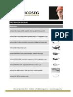 Catalogo de Productos DICOSEG 2012