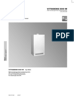 FT Vitodens 300-W, 9-35kW GB 2007