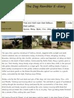 The Dog Rambler E-diary 12 September 2012