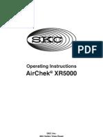 AirChek XR5000
