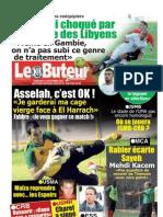 LE BUTEUR PDF du 14//09/2012