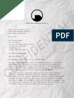 BMRF Employment Letter