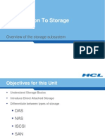 Module 32 - Storage - SAN and NAS