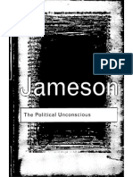 Fredric Jameson - The Political Unconscious