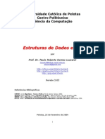 80264-Estruturas de Dados Usando C (Reparado)