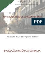 Evolução do uso na Bacia do Rio Anil - São Luís-MA