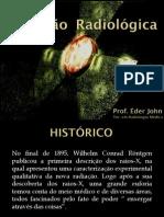 Proteção Radiológica Slide I aula
